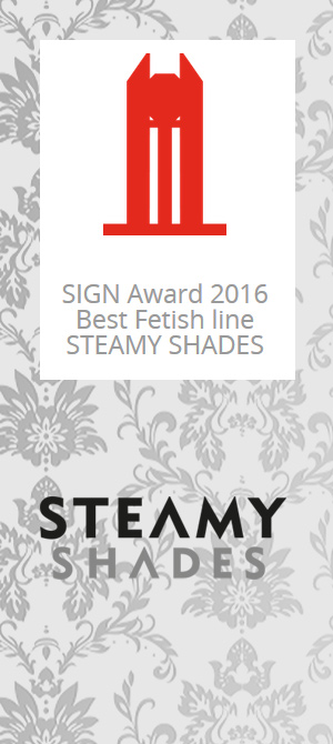 Steamy Shades SIGN Award